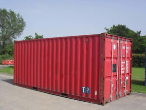 20 Ft Steel Cargo Shipping Storage Container Cargo Worthy Fot Miami