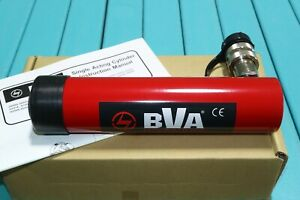 New Bva Hydraulics 10 Ton 6 Stroke Single Acting Hydraulic Cylinder