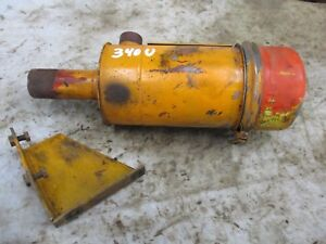 Ih Farmall 340 Utility Oil Bath Air Cleaner Assembly Antique Tractor
