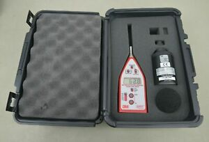 3m Quest Technologies Sound Level Meter 2200 W sound Calibrator Qc 10 18083