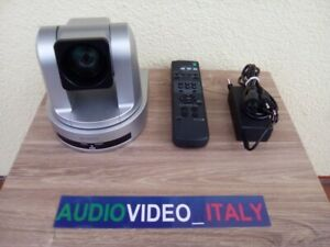 Sony Srg 120dh Full Hd 1080p Broadcast Pan Tilt Zoom Hdmi Conference Camera Brc