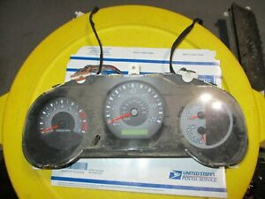 Speedometer Instrument Cluster Dash Panel Gauges Nissan Xterra