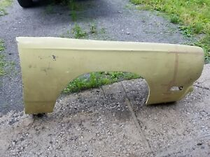 1969 69 Plymouth Gtx Satellite Road Runner Front Fender Right Passenger Budget