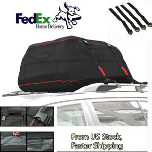 New Car Van Suv Roof Top Quality Cargo Rack Luggage Travel Bag Carrier Roof Rack