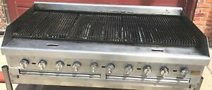 Southbend Hdc 60 Natural Gas Radiant Charbroiler Char Broiler Free Shipping