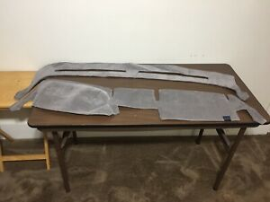 Honda Civic Wagon Grey 88 89 Dashboard Dash Cover Dash Board New Rare