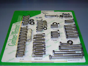 Mopar Big Block Engine Bolt Kit