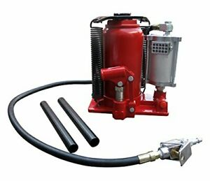 Astro Pneumatic 20 Ton Air manual Bottle Jack ast 5302a