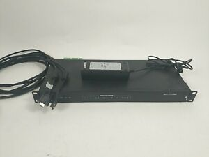 Pelco Enc5516 16 channel H 264 Direct attached Video Encoder With Power And Data