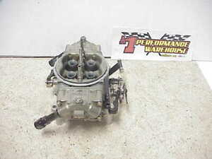 Braswell Holley Hp 830 Cfm Annular Boosters Gas Racing Carburetor Nascar Dei29