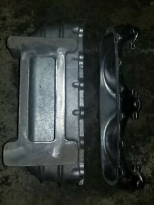 Chevy 235 261 Blower Manifold And Plenum