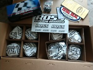 Ross Racing Pistons Ford 351w