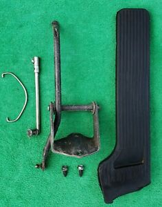 1967 Amc American V 8 Gas Pedal And Linkage