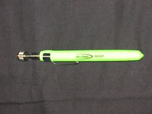 As Sold By Snap On Tools Bluepoint Green Telescopic Magnetic Pickup Tool