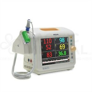 Philips Suresigns Vs3 Vital Signs Patient Monitor Nibp Only Biomed Cert
