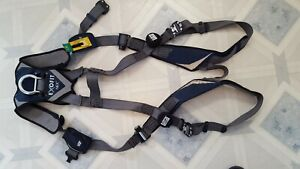 Dbi Sala Exofit Nex Fall Protection Full Body Construction Safety Harness Size L