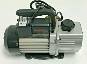 Cps Pro set Vp6d 6cfm Dual Voltage 2 Stage Vacuum Pump
