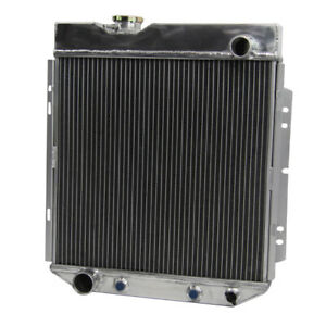 Aluminum Radiator For 1965 1966 Ford Mustang 65 Ford Falcon Mercury Comet 5 0l