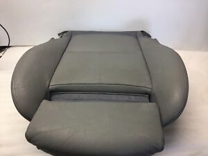 00 01 02 Bmw 330si Coupe Front Right Passenger Sport Seat Bottom Lower Cushion