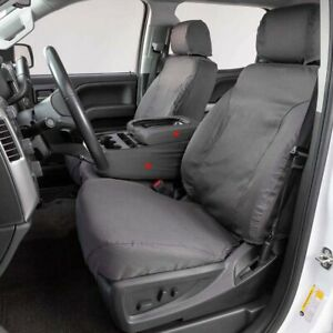 Covercraft Custom Front Row Seat Cover For Nissan 2016 2018 Titan Xd Ss3454