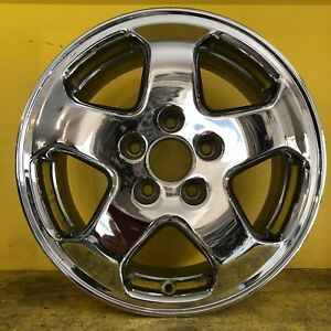 16 Honda Accord Oem Chrome Wheel Rim Aluminum Alloy Stock 1998 1999 2000 63777