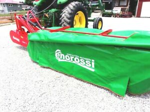 New Enrossi Dm6 8 Ft Disc Mower Can Ship 1 85 Per Mile