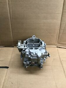 1959 1965 Gm Chevy 327ci 348ci V8 4bbl Carter Wcfb Carburetor