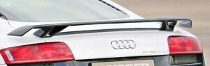 Audi 42 R8 Coupe Or Spyder Rieger Brand Oem Rear Trunk Spoiler Wing Carbon Fiber