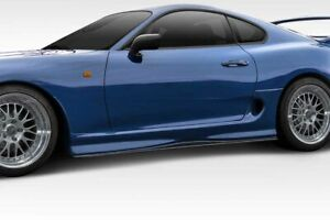 93 98 Toyota Supra Rd X Duraflex Side Skirts Body Kit 114844