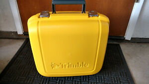 Trimble Part 58391001 Total Station Power Kit 5 battery Charger Hard Case Only