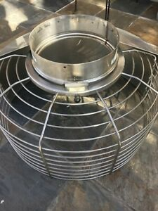 Hobart Mixer 140 Qt Bowl Guard Safety Cage Hobart Model H600 Oem Set 1