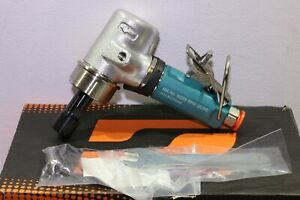 Dynabrade Air Pneumatic 7 Degree Offset Right Angle Die Grinder 0 7 Hp 20000 Rpm
