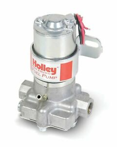 Holley 712 8011 Red Electric Marine Fuel Pump