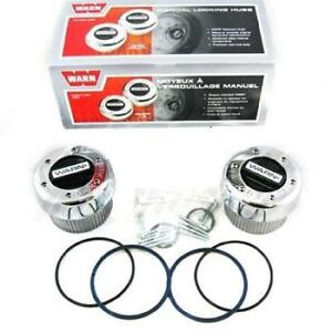 Warn 11690 4wd Manual Locking Hubs Dana 60 Chevy Dodge Ford