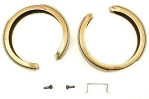 New Acdelco Rear Parking Brake Shoe Kit 171 608 Buick Chevy Olds Pontiac 1998 06