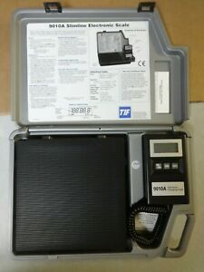 Tif 9010a Electronic Refrigerant Scale