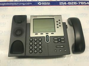 Cisco 7960 P n 68 2685 01 Ip Phone Cp 7960g No Cords