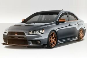 Lancer 10 Vr s Body Kit 4 Piece Fits Mitsubishi Evolution 08 17 Duraflex