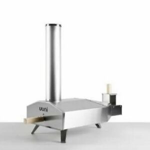 Uuni 3 Wood Fired Oven Ooni Pizza Stone Included
