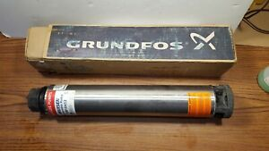 Goulds Pumps Bruiser 5sb10412 5 Gpm 1 Hp 4 Stainless Submersible Pump End Only
