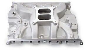 Edelbrock 7105 Fe Ford 352 428 Performer Rpm Intake Manifold 1500 6500 Rpm