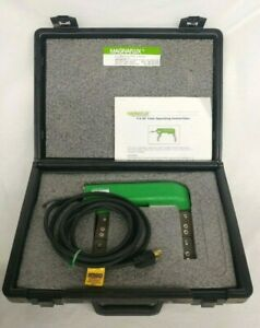 Magnaflux Y 6 Magnetic Particle Testing Inspection Probe Yoke Electromagnetic