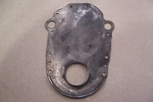 Oe 1964 1988 Oldsmobile V8 Front Engine Timing Cover 307 330 350 400 425 455