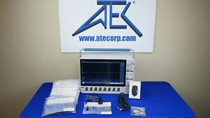 Tektronix Mso58 2 Ghz 8 Ch Mixed Signal Oscilloscope 6 25gs s 62 5mpts 225ps