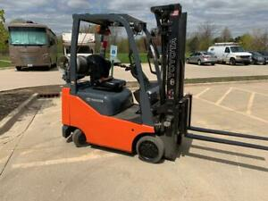 2013 Toyota 3000 Lpg propane Forklift budget we Will Ship great Buy l k