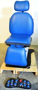 Martin C1s4 Chair a table C1s1 Power Exam Chair Table 1000lbs Weight Capacity