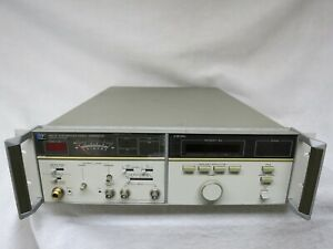 Hp Agilent 8672a 2 To 18 Ghz Synthesized Signal Generator parts repair