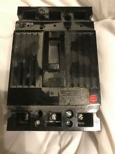 General Electric Ted134070 Molded Case Circuit Breakers