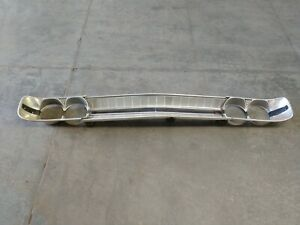 Plymouth Fury Grille Grill 1971 Only 1