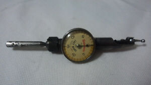Starrett 711 Last Word Dial Test Indicator